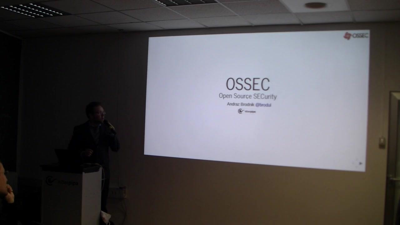 OSSEC - Odprtokodni HIDS